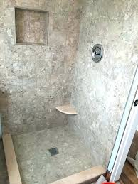 fiberglass shower pan cleaner custom base installation clean floor how do you showe