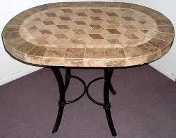 Image Dining Table Hxtt30x422jpg Stonemasterimportscom Multi Stone Travertine Oval Table Top