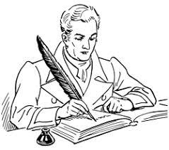 Resultado de imagen de La escritura a mano y con tinta