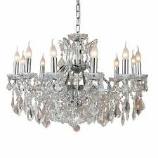 the toulouse chrome 12 branch shallow chandelier lighting chandeliers