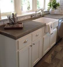 concrete counters 7 smart strategies for kitchen remodeling concrete countertops