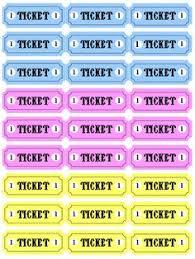 Play Ticket Template Free Printable Raffle Tickets Free Printable Raffle Ticket