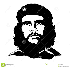 Che Guevaravector Portrait Of Che Guevara Stock Vector