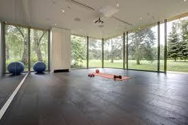 Bespoke Pilates studio Contemporary Home Gym Oxfordshire