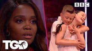 Lily and Joseph bring the Dance Captains to tears   The Greatest Dancer    Auditions Week 1 - YouTube