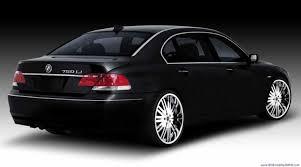 08 Bmw 750   BMW Mercedes Cars