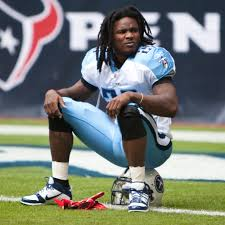 Chris Johnson (running back) - Wikipedia