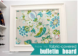 cork boards for office. How To: Fabric-Covered Bulletin Board Cork Boards For Office B