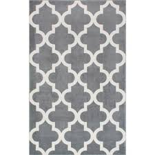 meeker trellis grey 10 ft x 14 ft area rug