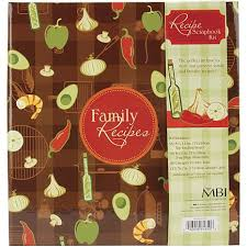 Where To Buy Recipe Cards In Stores Mbi Family Recipes 3 Ring Album Kit 5x7 Recipe Cards