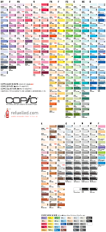 Index Of Copic Markers Images