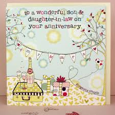 wedding anniversary gifts to daughter and son in law ~ lading for Wedding Card Verses For Son And Daughter In Law molly mae \u003e son and daughter in law wedding or anniversary card wedding card messages for son and daughter in law