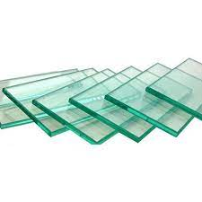 transpa toughened or tempered glass