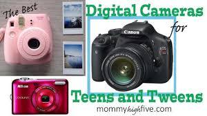 digital cameras for s and tweens