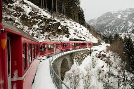 the most breathtaking train journeys in