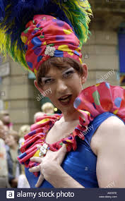 Gay mardi gras exhibitionists