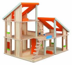 amazoncom plantoys chalet dollhouse toys  games