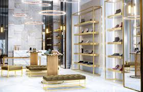 Boutique Retail Design Luxury Shoe Store Design Retail Interior Design London