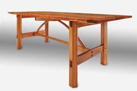 Custom Farm Table Stauffer Woodworking