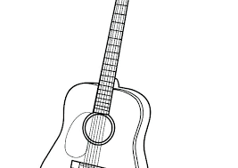 acoustic guitar cake template printable acoustic guitar cake template printable cut out belly maker software