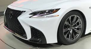 2018 lexus 350 f sport. plain sport the side vents are in the same mold as updated gs u0026 is f sport where  shape is almost cut out of bumper u2014 it may bring a cohesive  throughout 2018 lexus 350 f sport