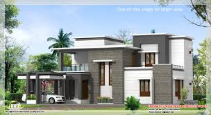4 bhk double floor contemporary home design at 2000 sq ft