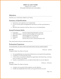11 12 What To Put For Objective In A Resume Lawrencesmeats Com