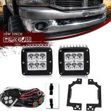2008 Dodge Ram 1500 Fog Light Kit