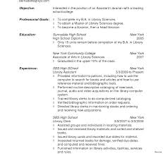 Library Assistant Job Description Resume Ultimate Library Job Resume Sample With Additional Part Time 54