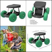 82 vy021 garden cart rolling scooter