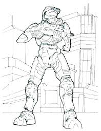 Halo Reach Coloring Pages Sure Fire Spartan Coloring Pages Helmet