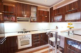 Kitchen Kitchens With Wood Cabinets And White Appliances Beautiful