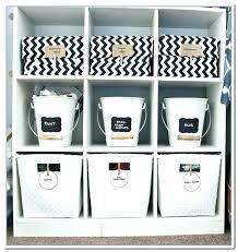 white storage shelf with baskets bins plastic shelves fabric large big full image for whit