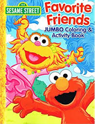 Coloring Book Sesame Street Coloring Books Coloring Page And
