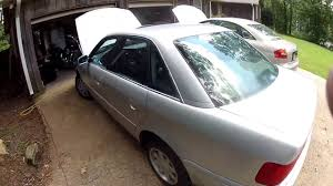 1995 Audi A6 Quattro walkaround 2003 A6 engine comparison owner ...