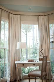 desk in front of window. Delighful Front Bay Window Desk View Full Size To In Front Of I