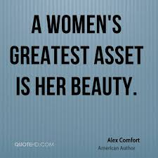 Quotes About Women And Beauty Best of Alex Comfort Women Quotes QuoteHD