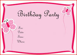 Birthday Invitation Maker Or Card App With Video Free Download Plus