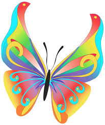 Best Free Clip Art Free Clipart Images Butterfly Clipart Best Butterfly