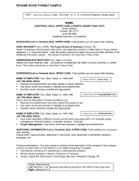 Resume Name Samples Basic Resume Title Sample Custom Resume Template 2
