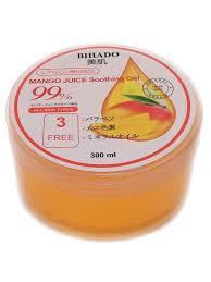 Mango juice soothing gel <b>увлажняющий гель для</b> лица и тела, с ...