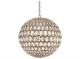 john richard silver leaf crystal globe 12 light 24 wide pendant light