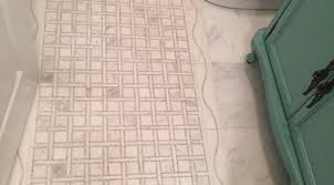 bathroom floor repair 4 signs you need