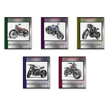 "<b>Тетрадь</b> ""<b>Motorcycle Story</b>"", А5, 48 листов, линейка | Купить с ..."