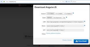 Introduction To AngularJS, What Is AngularJS, Start With AngularJS ...