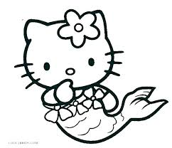 Free Coloring Printable Pages Free Coloring Pages Hello Kitty Online