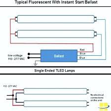 fluorescent light ballast wiring diagram em yer cool 2 lamp 3 bulb