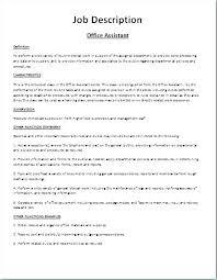 Duties Of A Carpenter Job Description Resume Gallery Format Examples