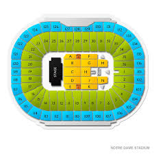 Garth Brooks Concert Notre Dame Seating Chart Notre Dame Stadium Tickets Notre Dame Fighting Irish Home