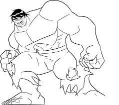 Download printable marvel avengers hulk coloring page. The Incredible Hulk Coloring Pages Printable Coloring And Drawing